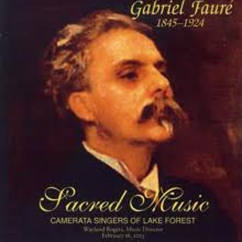 Faure, G. - Requiem, Op. 48 (III. Sanctus)