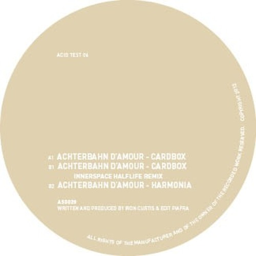 Acid Test 06: Cardbox...