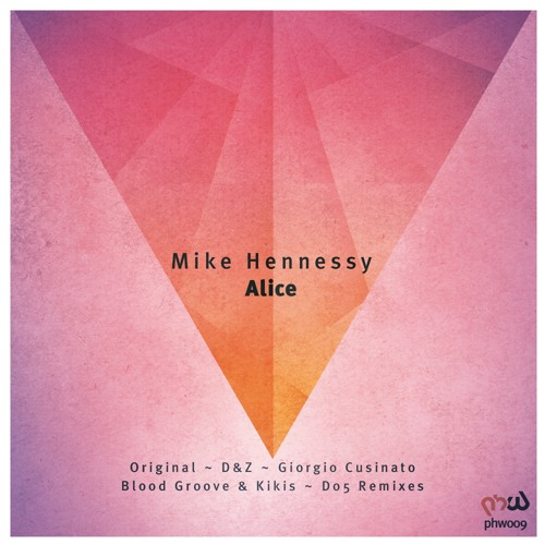 Mike Hennessy - Alice (Blood Groove & Kikis Remix) [PHW009]