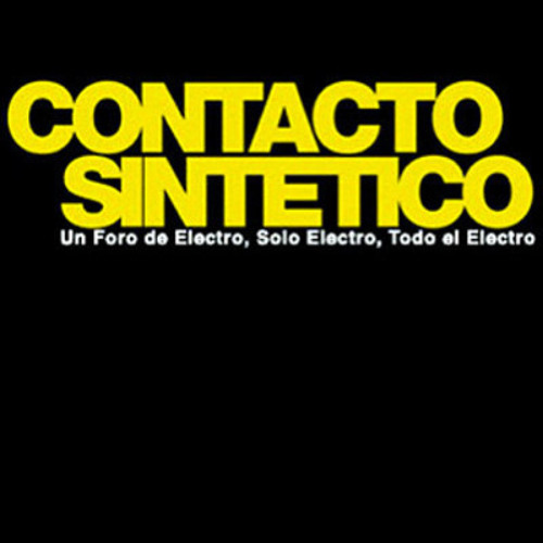 SHANN-X - Here and There @ Contacto Sintetico MIX #134