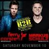 Ferry Corsten back 2 back with Markus Schulz @ Glow, Washington DC [November 10, 2012]