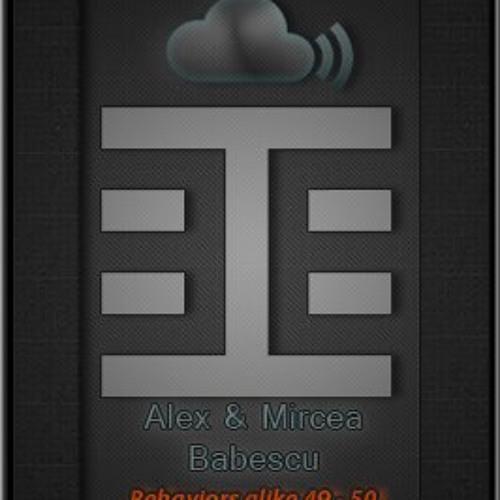 Alex & Mircea Babescu @ Proton Radio - Behaviours Show  by Tonkproject (11 NOV 2012)