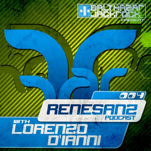 Renesanz Podcast 004 with Lorenzo D'Ianni