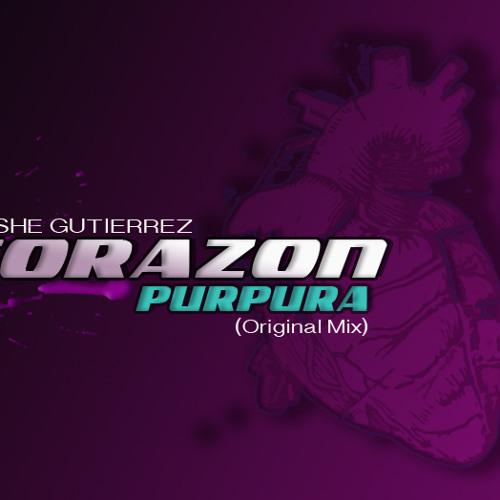 Joshe Gutierrez_Corazon Purpura (Original Mix) DEMO