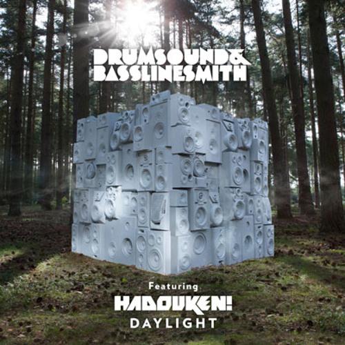 Daylight (Genetix Instrumental) [PREVIEW] - Drumsound & Bassline Smith Feat. Hadouken!