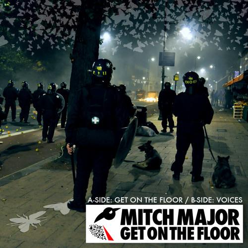 Mitch Major - Get On The Floor