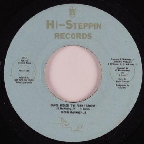 George McKinney Jr. - Dance & Do The Funky Groove