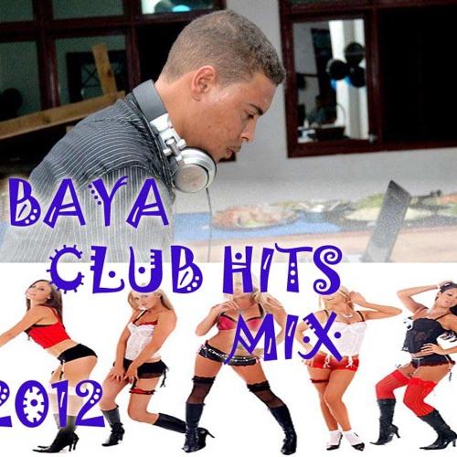 DJ BAYA CLUB HIT MIX(mon ti nanyen fer)