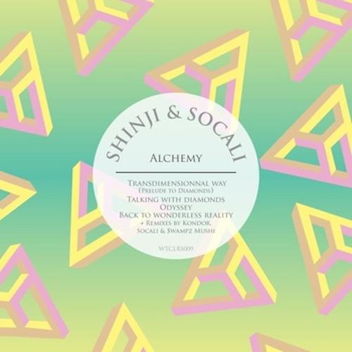 Shinji & Socali - Alchemy - 02 - Talking With Diamonds
