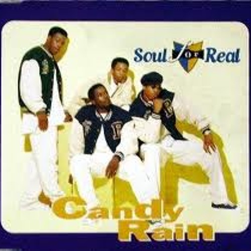Soul For Real - Candy Rain (DJB Edit)
