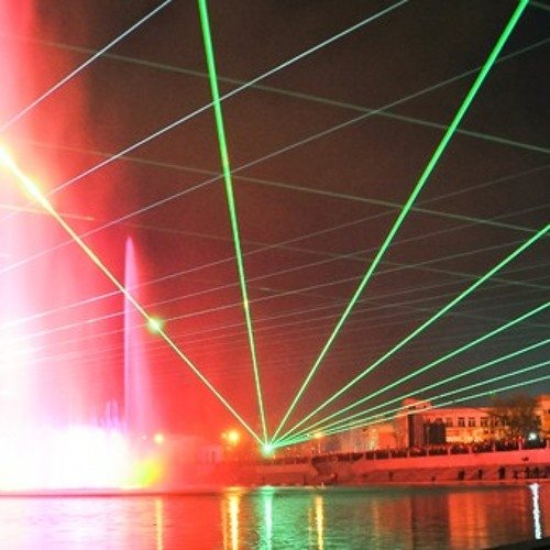 "Epic Laser Show - Roshen ""Inventions-Show"" Part 7of7"