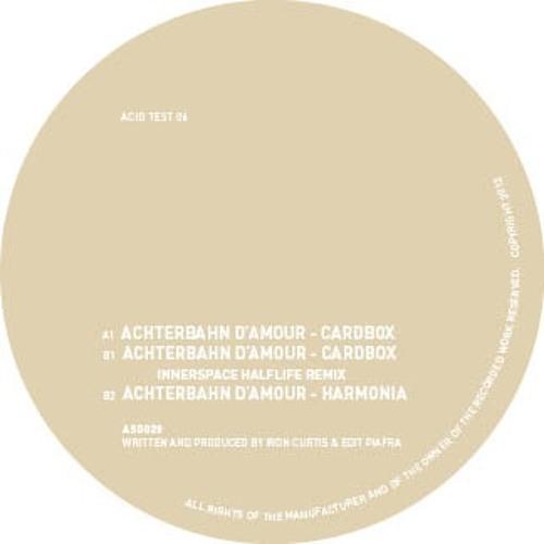Achterbahn D'Amour - Cardbox (Innerspace Halflife Remix)