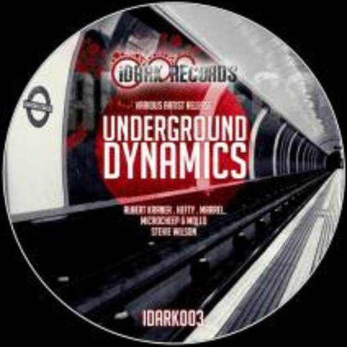 Stevie Wilson - Broken Soul (Out Now On IDark Records Underground Dynamics))