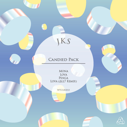 CANDIED PACK EP (Snippets) OUT MONDAY 19th (White Colours Label)