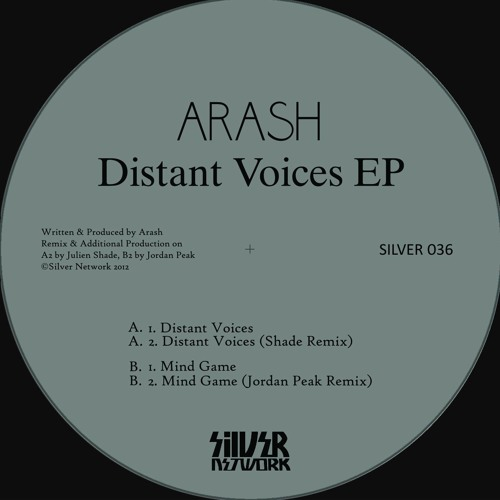 Arash - Distant Voices Shade remix (Silver Network 036)