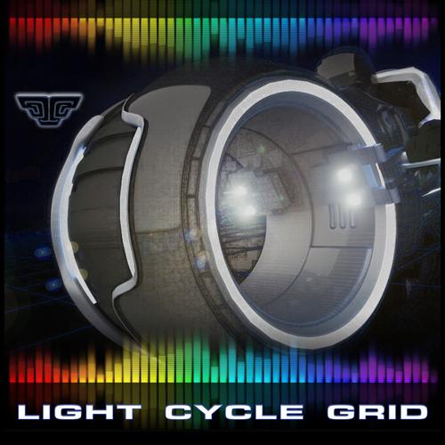 Lightcyclegrid (DL)