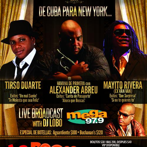 DE CUBA PARA NEW YORK AUDIO