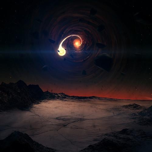 Black Hole by Carlos Cabrera