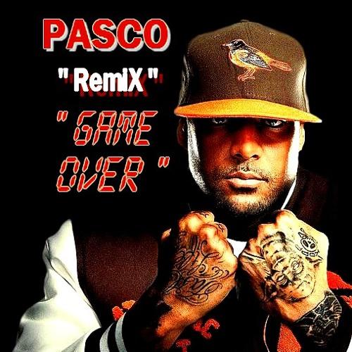 """PASCO remix BOOBA version RAGGA """"GAME OVER"""""""