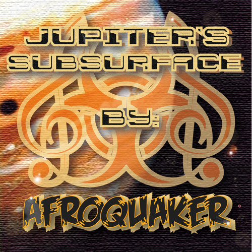Jupiter's Subsurface - AfroQuakeR (Original Mix)