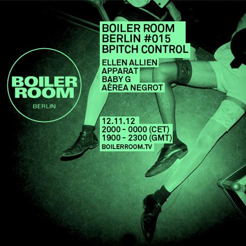 Ellen Allien 70 Min Boiler Room Berlin DJ Set
