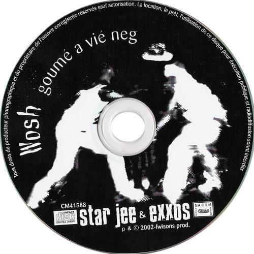 i ka alé - instrumental from Star Jee & Exxos - Funk zot tout
