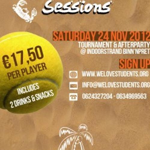 Spot 2 WLS Beach Tennis Sessions