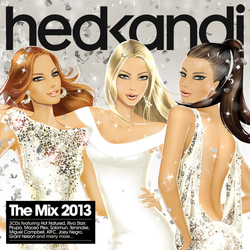 Hed Kandi The Mix 2013 OUT NOW : Nathan Cozzetto Interview On The Hed Kandi Radio Show