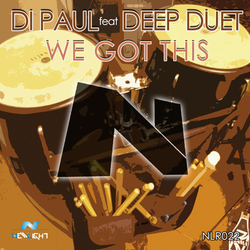 Di Paul feat. Deep Duet - We Got This  (Massivedrum Remix) 128Kbps PREVIEW - OUT 24th NOVEMBER