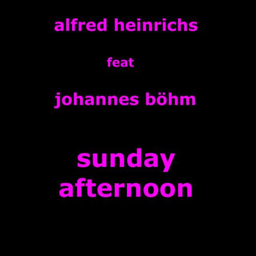 sunday afternoon feat johannes böhm