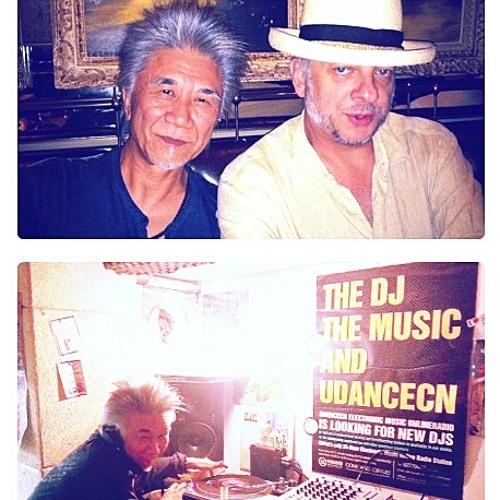 UdanceCN Radio - Disco Buffet 迪斯科自助餐 (live 20121112) ft. Suiki by Andrew Bull