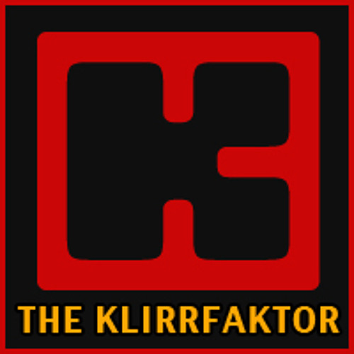 The Klirrfaktor: Monday