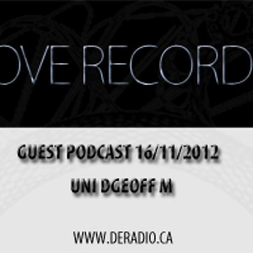Just Move 013 - Uni DGeoff
