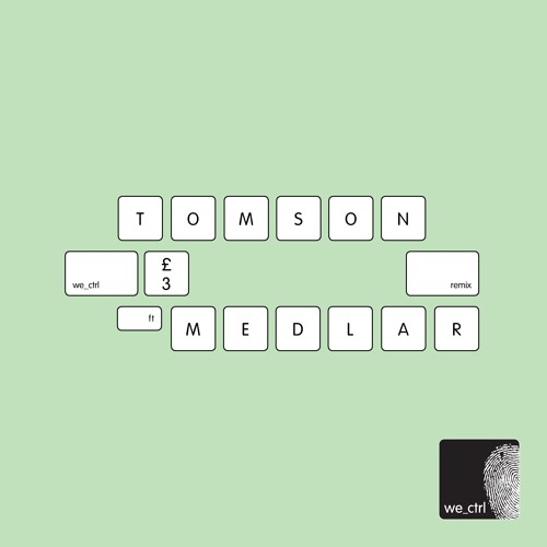WECTRL003 Tomson - Lose This