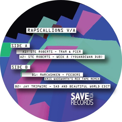 [SYR020] MarcAshken - Feeders (Kris Wadsworth's Red Tape Remix) [Save You]