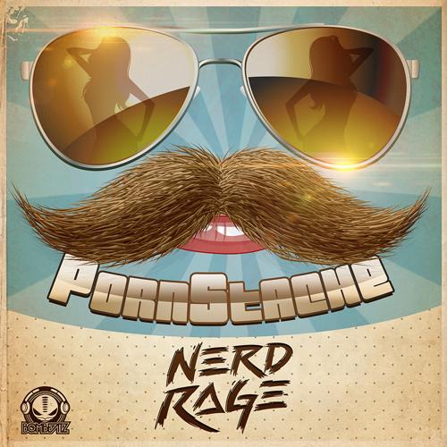 Nerd Rage - Porn Stache