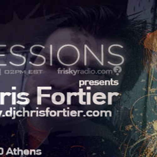 Chris Fortier @ Field Trip - DeepSessions on Frisky Radio (November 2012)
