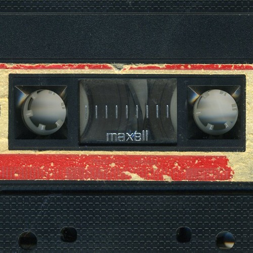IN DUST (Found Tape Cassette)