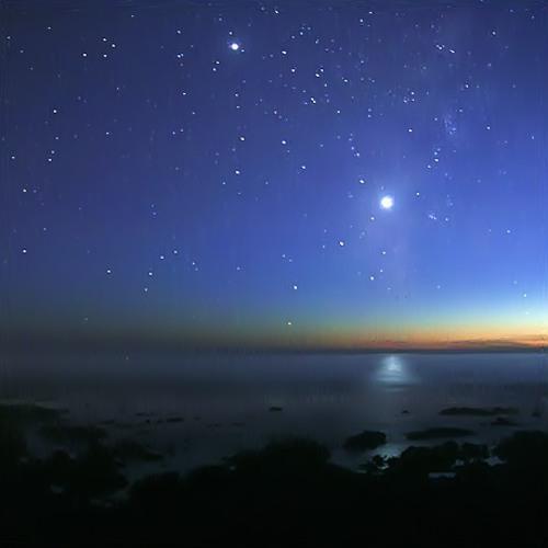 Transkei IV - under the stars