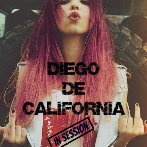 Diego De California Noviembre 2012