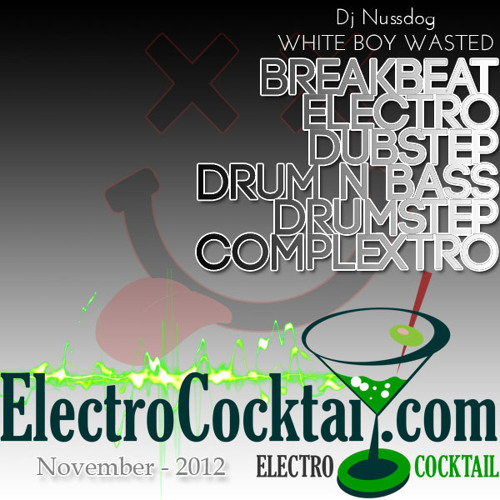ElectroCocktail com Presents - White Boy Wasted