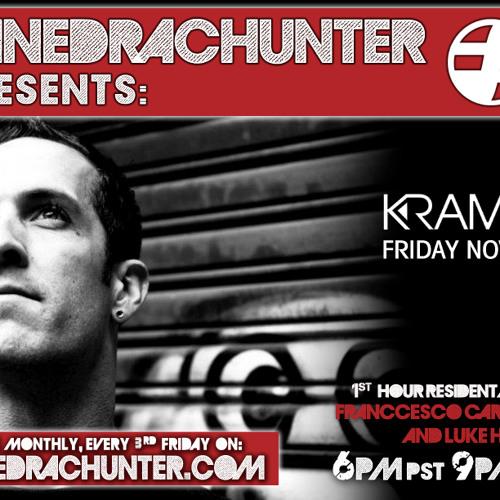 SanedracHunter Presents w/ Kramer