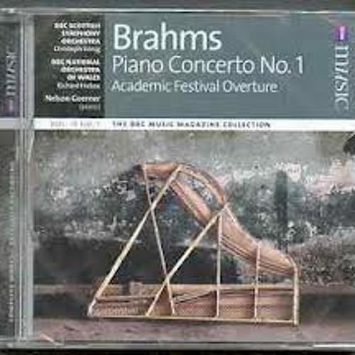 Brahms, Piano Concerto No. 1 in D minor, Op. 15 (Adagio)