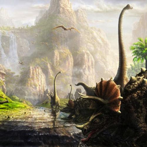 Bataille Solaire - Sauropodes  et Acacias