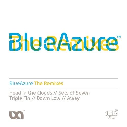Blue Azure - Away - Kelton Prima Remix