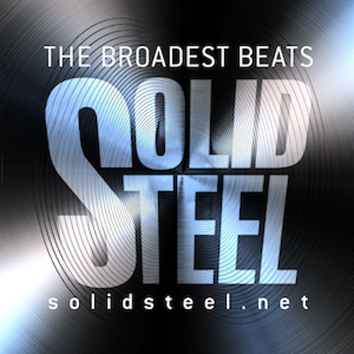 Solid Steel Radio Show 23/11/2012 Part 1 + 2 - Parker + DJ Cheeba