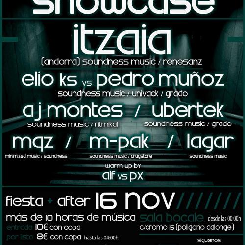 Lagar @ Soundness Showcase Dj Set 16-11-12