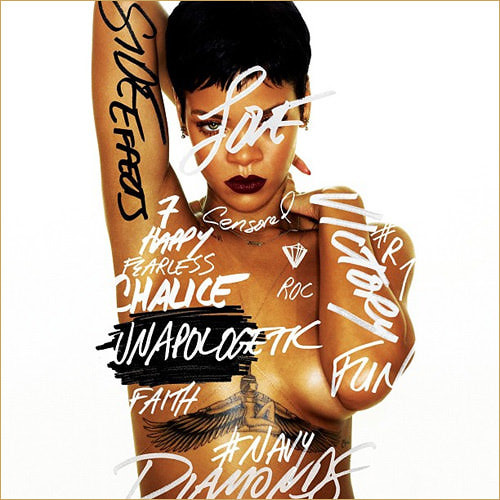 "Rihanna ft. Chris Brown ""Nobody's Business"""