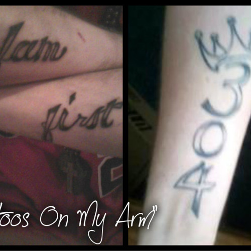 """""""Tattoo On My Arm"""" - Ruthers"""