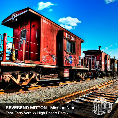 Reverend Mitton - Slappin Yall - coming soon to Caboose Records